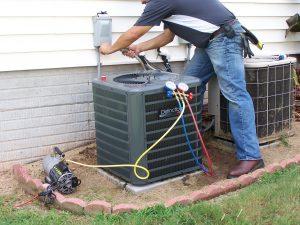 Central HVAC Installation