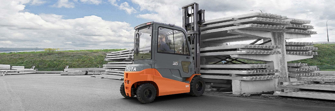 buy new forklift Melbourne